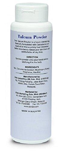 MUST BUY ! 15 Bottle DXN Talcum Powder with Ganoderma ( 250g Per Bottle ) Keep Skin Refresh