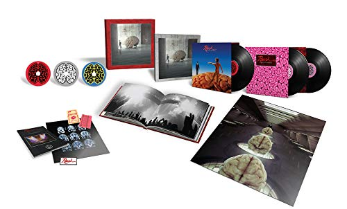 CD : Rush - Hemispheres (40th Anniversary) (With LP, With Blu-ray Audio, Boxed Set)