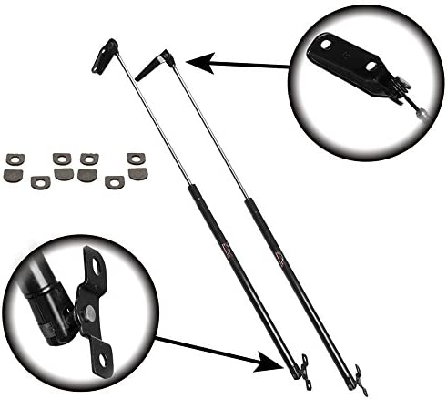 Rear Trunk Lid Lift Supports 1995 To 1999 Toyota Celica Convertible LiftNSupport 2 Pieces SET