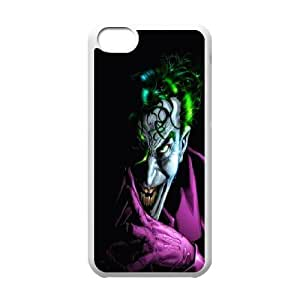 Fashionable Creative Harley Quinn an The Joker Cover case For iPhone 5C FV4N93251