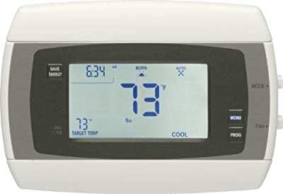 Radio Thermostat Company of America CT30e.C1.1.99.simple Programmable Communicating Thermostat without Module, White by Radio Thermostat Company of America