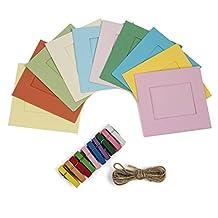 Polaroid Square OneStep Vintage Photo Frames for 2x3 ZINK Paper (Snap, Zip, Z2300)