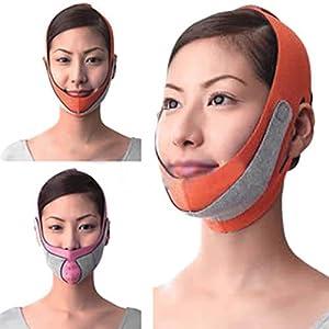 MagiDeal Masque du Visage Sculptant Serré Elastique Lifting Minceur Anti Rides V Ligne