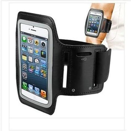Brazalete deportivo cinta brazo para smartphone funda neopreno deporte: Amazon.es: Electrónica