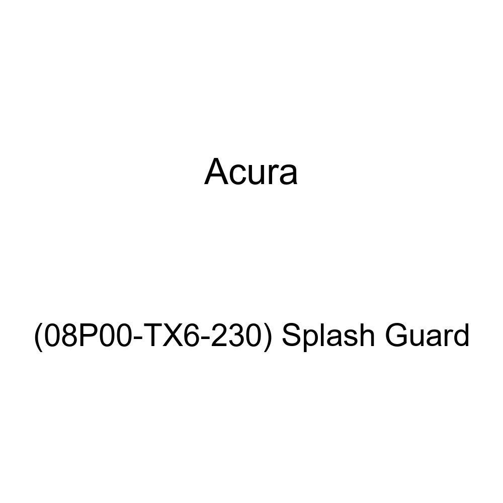 Splash Guard Acura Genuine 08P00-TX6-230