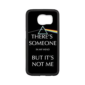 High Quality Customizable Durable PC Material Pink Floyd Lyrics Quotes Samsung Galaxy S6 Back Cover Case