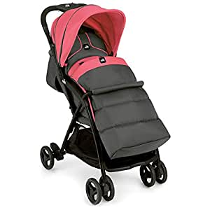 Cam Curvi Foldable Baby Stroller - Pink, 0-36 Months