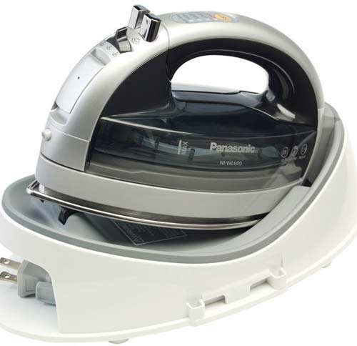 Panasonic 360 Freestyle Cordless Iron by KeepsakeQuilting