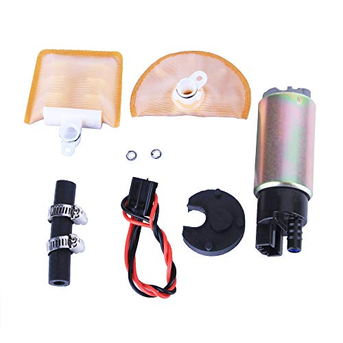 LEOZO New High Performance Electric Intank Fuel Pump w/Installation Kit EP387 - New 1992 1997 Toyota Paseo