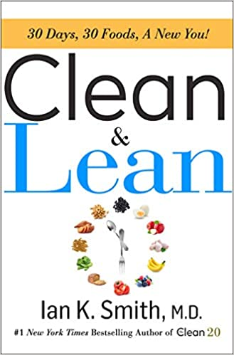 30 Foods 30 Days Clean /& Lean a New You!