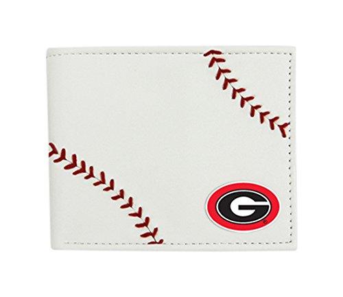 georgia bulldog purse leather - 7