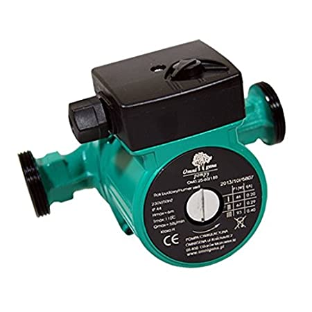 CENTRAL HEATING CIRCULATOR PUMP FOR HOT WATER HEATING SYSTEM (1 ...
