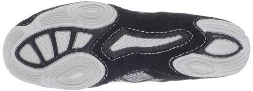 Scarpa da lotta per uomo CAEL V5.0, nera / nera / argento, 10 M US