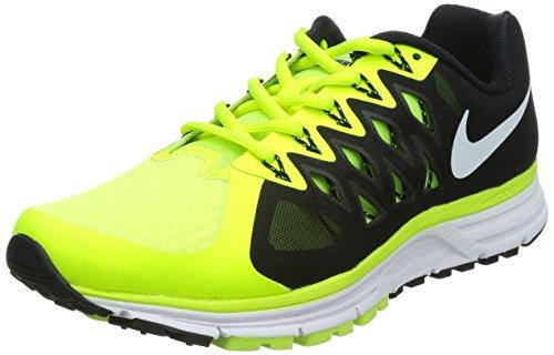 low cost 0652d 21001 Nike Zoom Vomero 9, Chaussures de running homme - Multicolore  (VoltWhite-Black), 40 EU Amazon.fr Chaussures et Sacs
