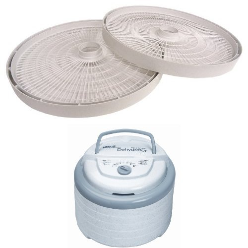 Nesco LT-2SG Add-A-Tray  and Snackmaster Pro Food Dehydrator
