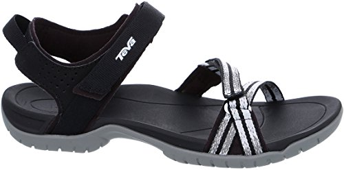 Teva Verra - Sandalias de Vestir de Material Sintético Para Mujer tzuna black/white