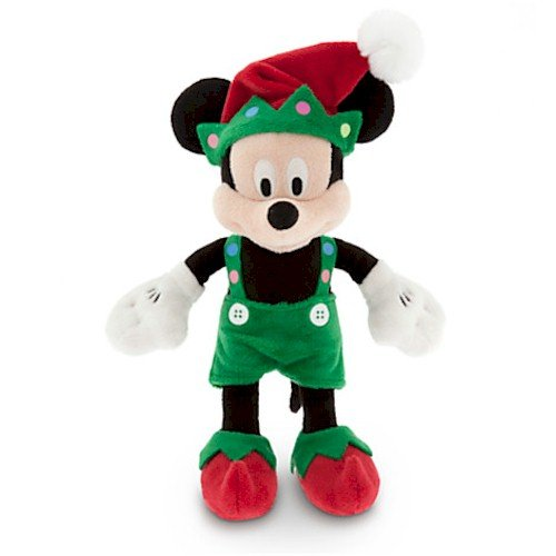 Disney Mickey Mouse Mini Bean Bag Plush - 7