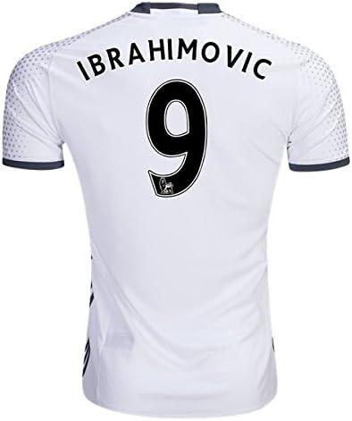 Ibrahimovic Manchester United 16/17 tercera fútbol Jersey talla L ...