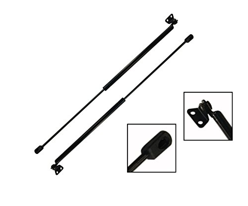 - 2 Pieces (SET) Tuff Support Trunk Lid Lift Supports 1990 To 1993 Geo Metro Convertible Only