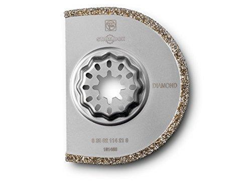 Fein 63502114210 Diamond Oscillating Segmented Blade (1 Pack), 3 x 3/32