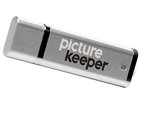 Picture Keeper 4GB Portable Flash USB Photo Backup & Storage Device (2 Pack)