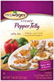 Mrs. Wages® Pepper Jelly Kit, 7.85-Ounce (Pack of 6)