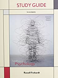 Study Guide for Introducing Psychology