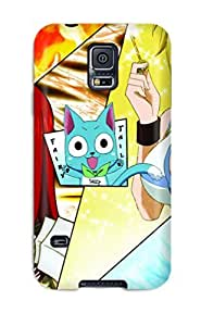 Premium [LgtUAxF9545JaNaP]fairy Tail Case For Galaxy S5- Eco-friendly Packaging