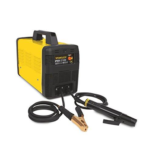 Stanley 41118U IPER E169 120-volt 100-Amp Stick Welder, 15.2 x 7 x 10.6-Inch, Yellow