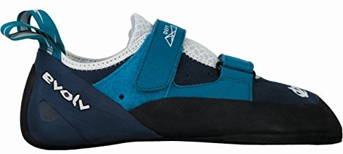 Evolv Defy Climbing Shoe - Blue/Navy 2.5 by Evolv