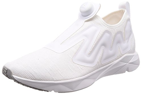 Reebok Sneakers Pump Supreme DIST Total White CN1195-44.5, Bianco