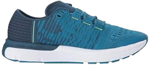 Under Speedform Armour True Shoe Ink 953 Running Graphic Bayou Blue Women's Gemini 3 wAwdrEq