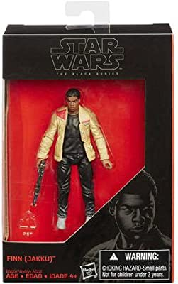 Star Wars 2015 The Black Series Finn (Jakku) Exclusive Action Figure 3.75 Inches