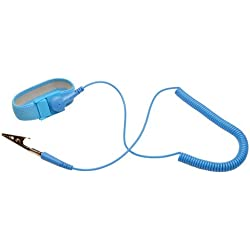 Tripp Lite ESD Anti-Static Wrist Strap Band with Grounding Wire (P999-000)