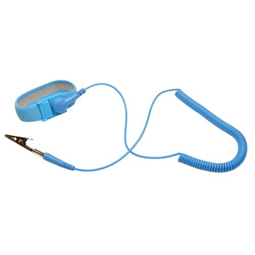 Static Control Wrist Strap (Tripp Lite ESD Anti-Static Wrist Strap Band with Grounding Wire (P999-000))
