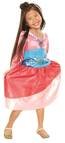 Disney Princess Heart Strong Mulan Dress - Princess Jasmine Heart