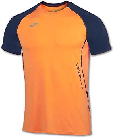 Joma Olimpia Flash Camiseta de Manga Corta, Hombre: Amazon.es ...