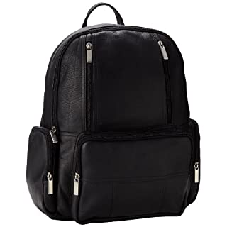 David King & Co. Laptop Backpack, Black, One Size