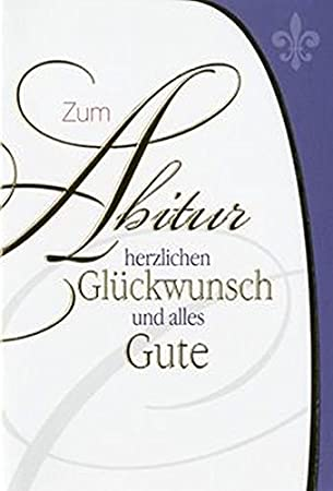 Birthday Greeting Card in German for German Herzlichen