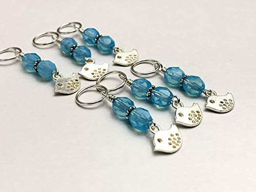 Little Bird Stitch Markers