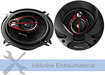 Pioneer Lautsprecher Ts R1350s 250 Watt 130 Mm 3 Wege Elektronik