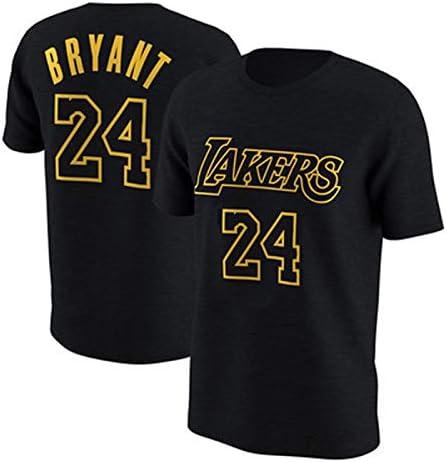 Gflyme Lakers Kobe 1996-2016 Retirada Camiseta Conmemorativa Kobe ...