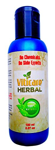 All Natural and Herbal Lotion for Vitiligo Treatment, Repigmentation, Leukoderma by Viticare Herbal, (1 Pack - 5.07 OZ - 150 ml) (1) (Best Way To Repigment Skin)