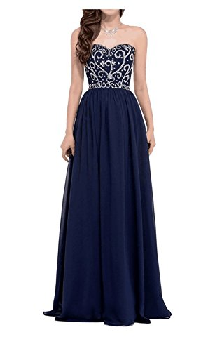 Strapless Sweetheart Neckline Heavy Beading Bridesmaid Prom Party Evening Dress