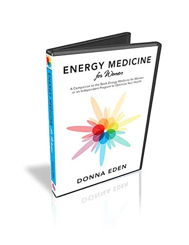 Energy Medicine for Women Natural Healing 2 DVD Set for Support Against Illness, Regulating Hormones, Fertility, Pregnancy and Birth Care, PMS, Menopause, Osteoporisis, Weight Control and Sexuality ()