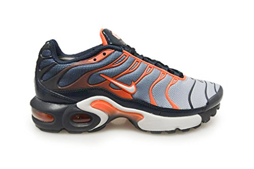 Nike Air Max Plus Tn (gs) Ungdom Sneaker Sort / Sort UUpxxI