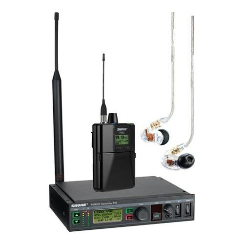 - Shure Instrument Condenser Microphone (P9TRA425CL-G7)