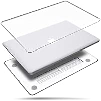 Amazon.com: MacBook Pro 13 Case, Ultra-Slim Crystal Clear ...