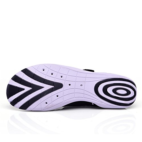 SHINIK Swimming Hasp Wading Outdoor Breathable Barefoot C Beach Shoes Shoes Shoes Lovers Diving Shoes Upstream rn14EpWr
