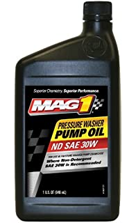 Amazon com : CAT Pumps Pressure Washer Pump Oil, 21 Oz  : Honda